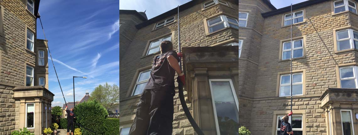 Gutter Cleaning Bradford Commercial Residential Services Ukwindowclean